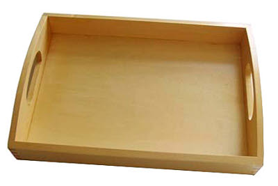 Medium Wooden Pallet Tray - Medium Wooden Pallet Tray