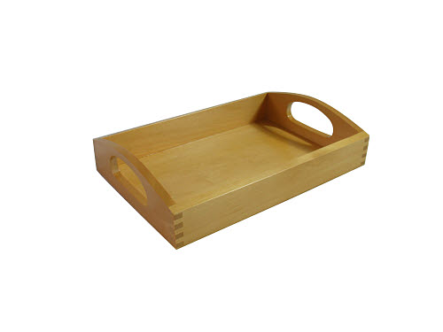 Small Wooden Pallet Tray - Small Wooden Pallet Tray