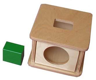 Imbucare Box w/ Small  Rectangular Prism - Imbucare Box w/ Small  Rectangular Prism