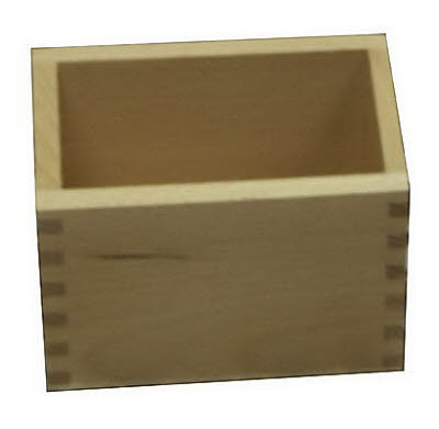 Sandpaper Numbers  Box - Montessori Sandpaper Numbers  Box