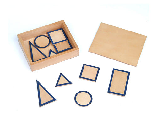 Geometric Solids - Bases in Box - Geometric Solids - Bases in Box
