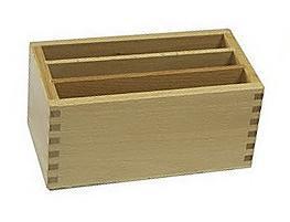 Geometric Form Card Box/Leaf Cards Box - Geometric Form Card Box/Leaf Cards Box