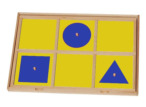 Geometric Demonstration Tray - Geometric Demonstration Tray