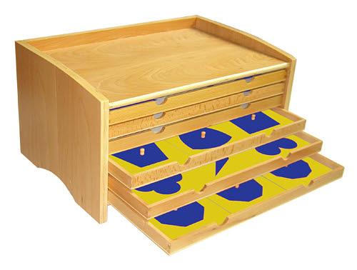 Geometric Cabinet - Geometric Cabinet