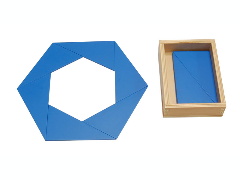 Constructive Blue Triangles - Constructive Blue Triangles