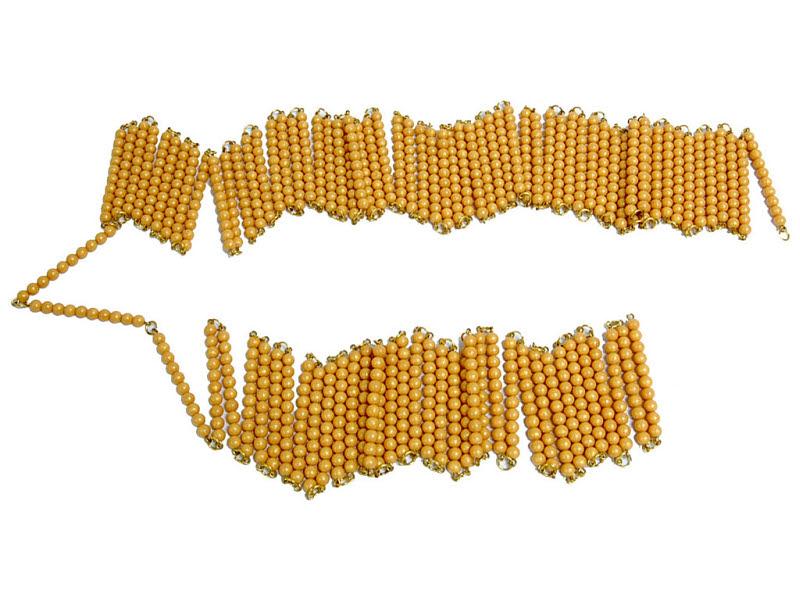 Bead Chain Of 1000, Individual Beads - Bead Chain Of 1000, Individual Beads