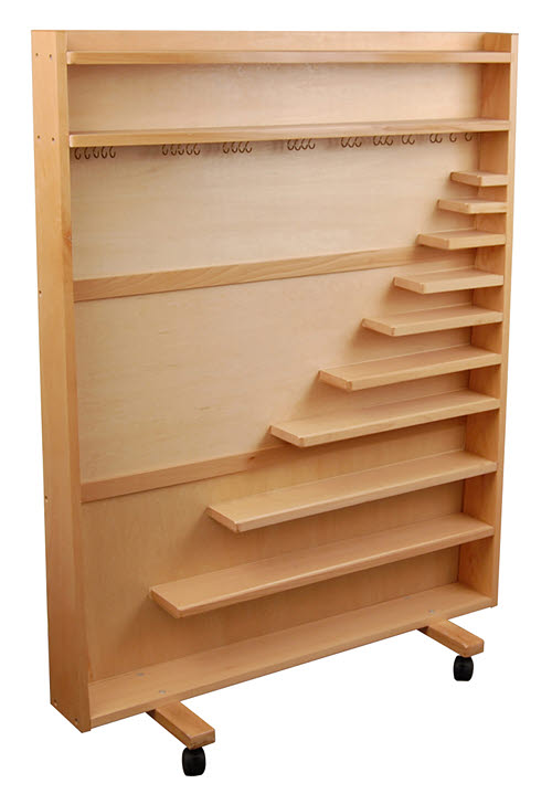 Bead Material Cabinet (Without Beads) - Bead Material Cabinet (Without Beads)