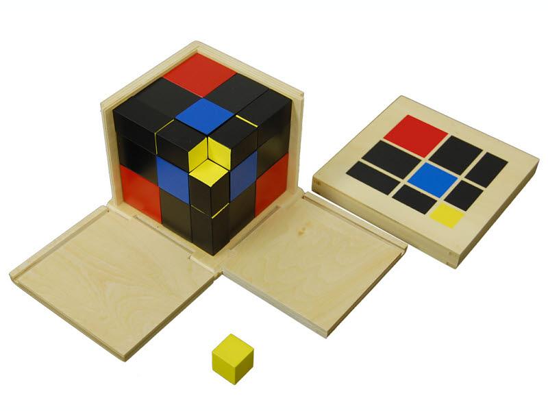 Trinomial Cube - Trinomial Cube
