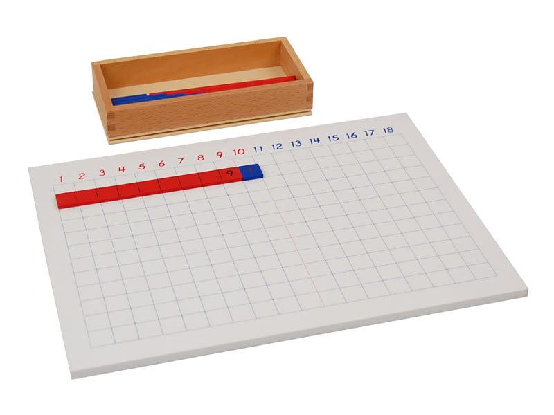 Addition Strip Board -