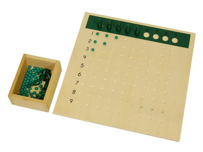 Division Bead Board Set - Division Bead Board Set