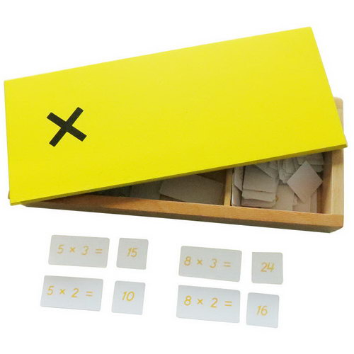 Multiplication Equations and Products Box - Multiplication Equations and Products Box
