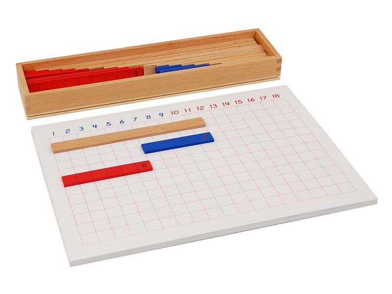 Subtraction Strip Board - Subtraction Strip Board