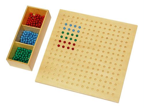 Square Root Board - Small -
