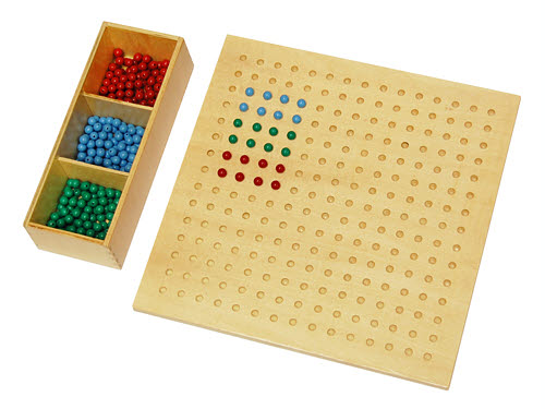 Square Root Board - Small - Square Root Board - Small