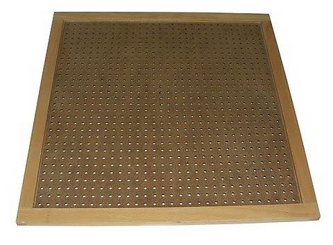 Square Root Peg Board (only 2 left to be discontinued) -
