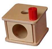 Imbucare Box w/  Large Cylinder - Imbucare Box w/  Large Cylinder