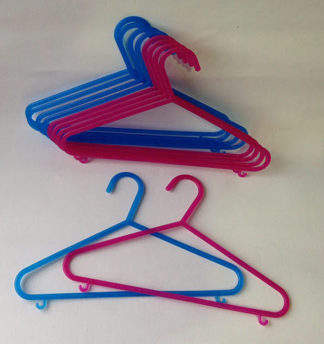 Coat Hangers - Child Size Set of 10 - Coat Hangers - Child Size