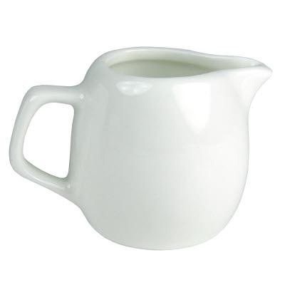 Porcelain Pouring Jug - small - Porcelain Pouring Jug - small
