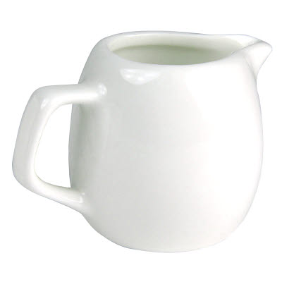 Porcelain Pouring Jug - medium - Porcelain Pouring Jug - medium