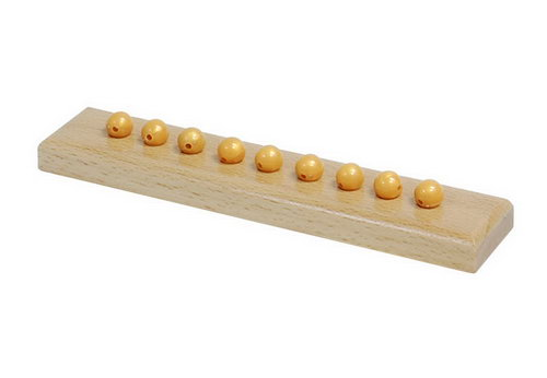 Holder with 9 Bead Units -