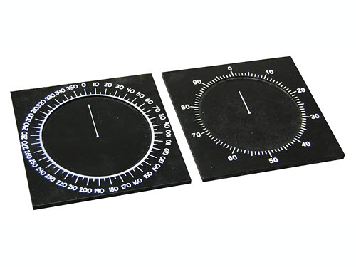 Centisimal Frame & Protractor -