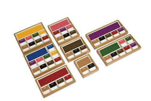 Grammar Cards Boxes Set 1,2&3 (8 Boxes only) -