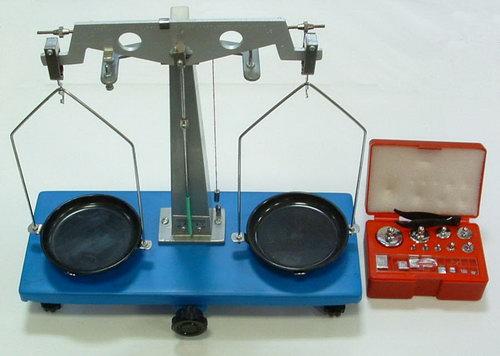 Scales & Weights Metal Set - Scales & Weights Metal Set