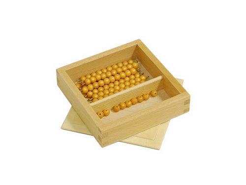 Tens Bead Box, Individual Beads -