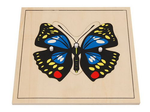 Butterfly Puzzle -