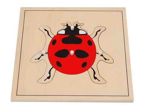 Ladybug Puzzle - Ladybug Puzzle