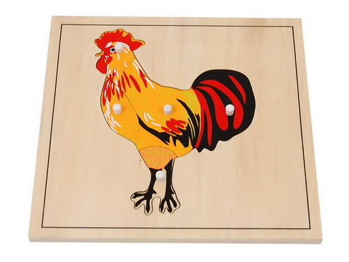 Rooster Puzzle - Rooster Puzzle