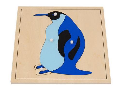 Penguin Puzzle -