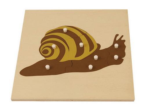 Snail Puzzle - Snail Puzzle