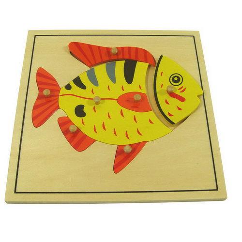 Fish Puzzle - Fish Puzzle