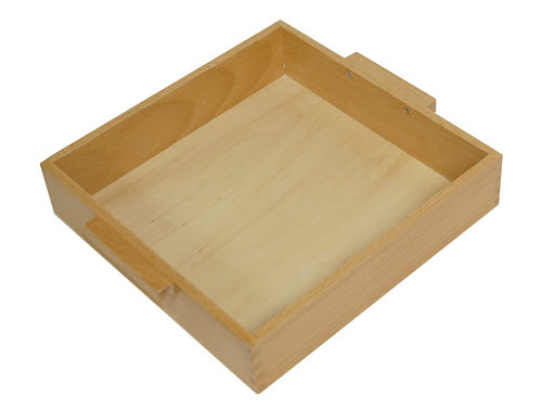 Tray for Wooden Cubes of 1000 -