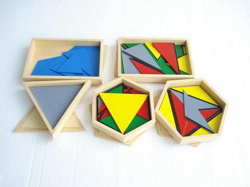Mini Constructive Triangles -