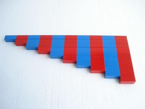 Mini Numerical Rods - Mini Numerical Rods