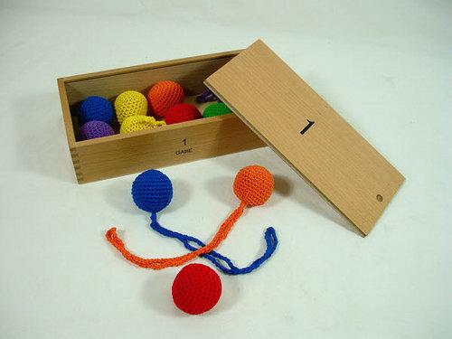 FROEBEL Colour Balls -