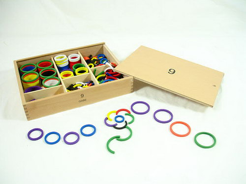 FROEBEL Curvilinear Ring -