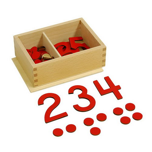 Numbers & Counters Cut-Out -