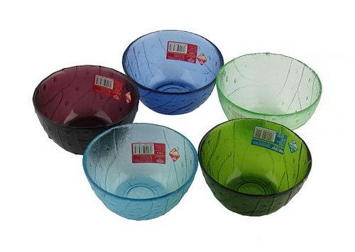 Glass Bowls various colour set of 2 only (last few Sets) - Glass Bowls various colour set of 2 only (last Set)