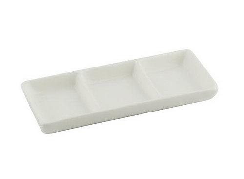 Porcelain Sorting Dish 3 - sml -