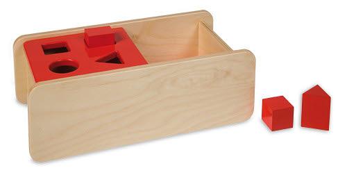 Imbucare Box with 4 Shapes - Imbucare Box with 4 Shapes