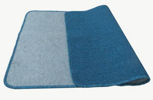 Carpet Mat for Individual Work - Large - Mat for Individual Work - Large Blue