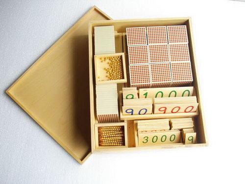Decimal System Material (Complete Set ) -