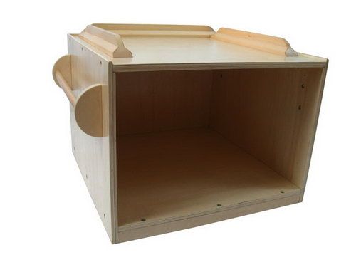 Hand Washing Stand for 3-6 year olds - in Plywood - Hand Washing Stand for 3-6 year olds - in Plywood