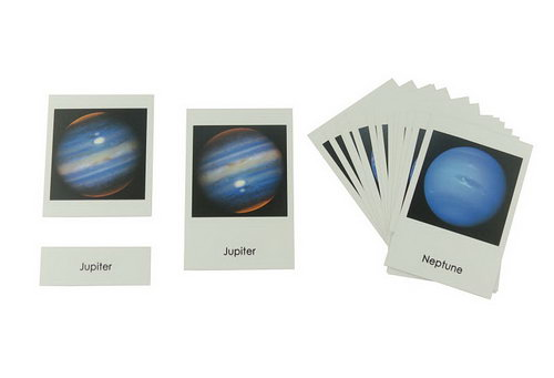 Classification Cards - Planets - Classification Cards - Planets
