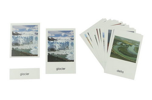 Classification Cards-Topography - Classification Cards-Topography