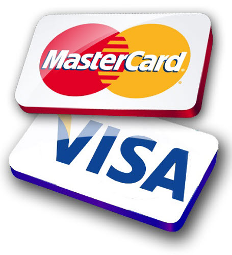 Credit Card Payment Option -