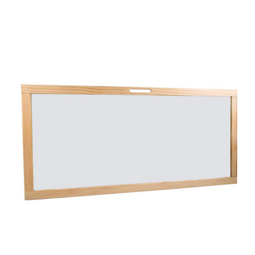 Mirror with Timber Frame for Infant Toddlers (non-glass material) - Mirror with Timber Frame for Infant Toddlers (non-glass material)